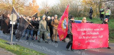 Naziaufmarsch Remagen 2014