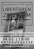 Flyer LiZ Solidarität